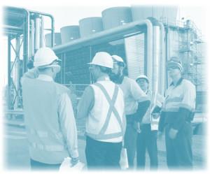 плановое обследование промышленных объектов