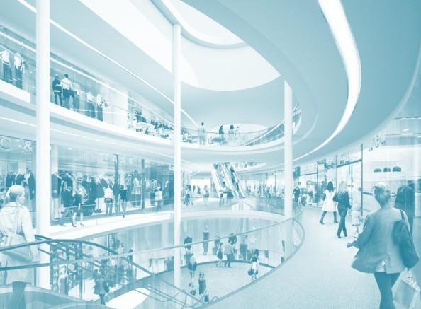 обследование торговых центров