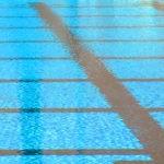 Выявление гарантийных дефектов строительства в здании бассейна